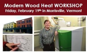 Wood Heat Workshop
